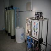 งานติดตั้งเครื่องกรองน้ำอุตสาหกรรม