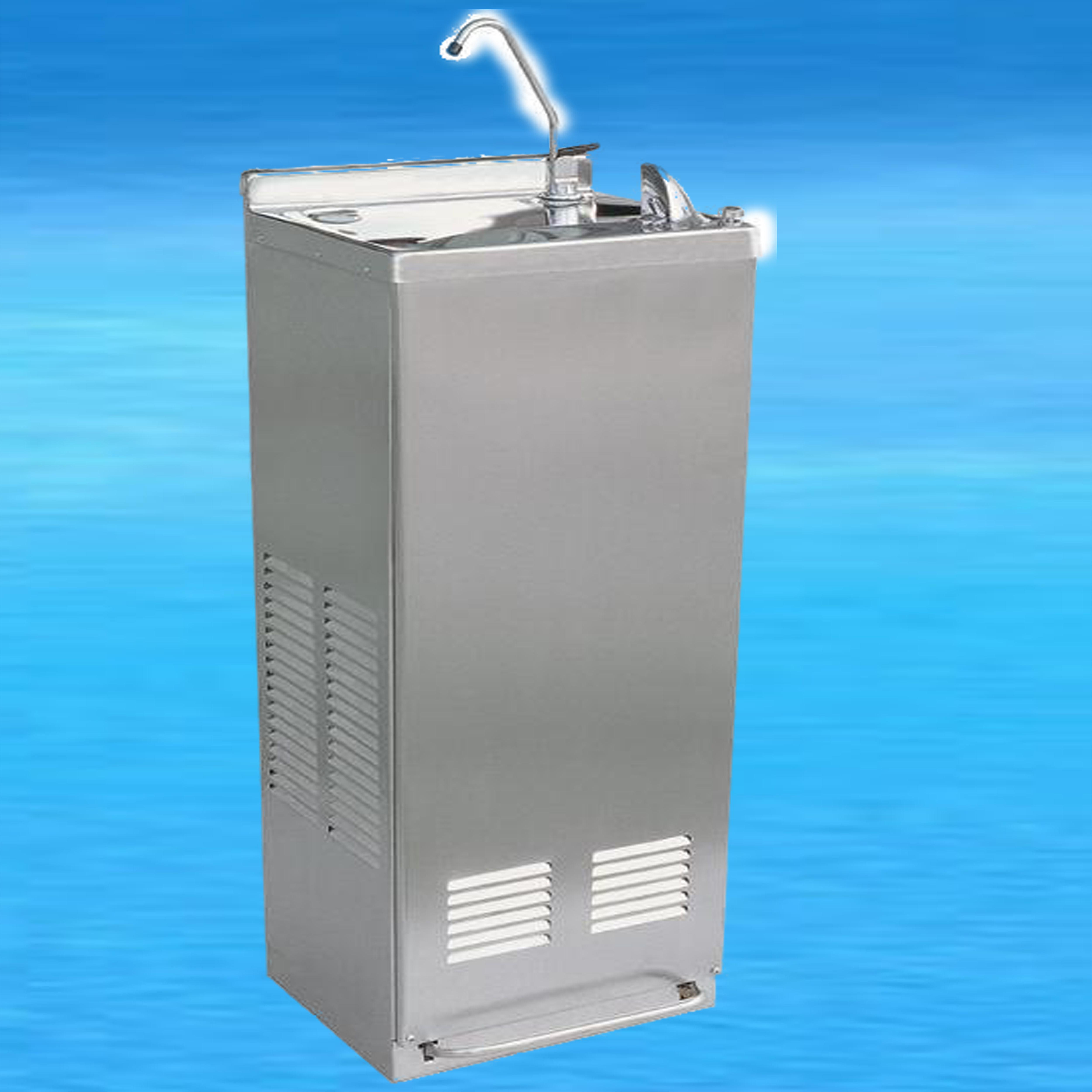 เครื่องทำน้ำเย็นแบบ มือกดเท้าเหยียบ รุ่น KW-C-HF